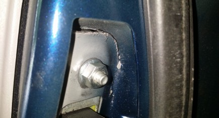 2005 Toyota Sienna Door Latch Hinge