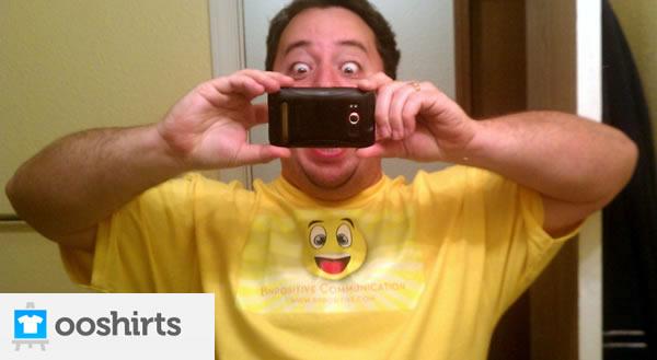 My Bnpositive ooShirt - Front