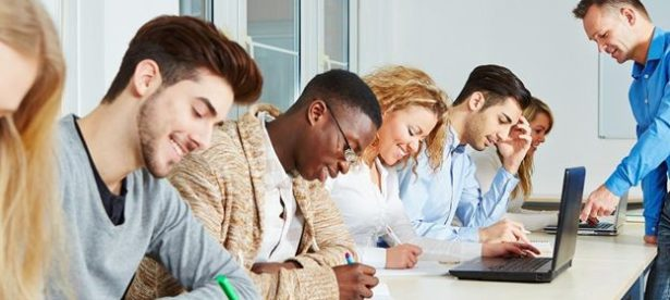 Business Training Meeting