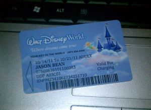 Disney Key to the World
