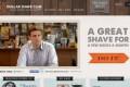 Dollar Shave Club website
