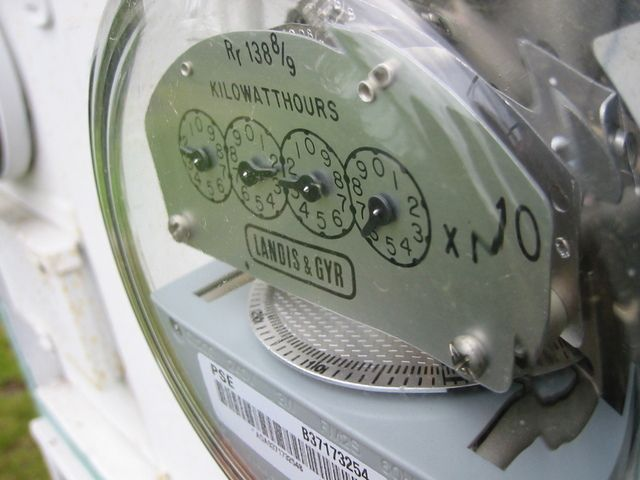 Electrical Power Meter
