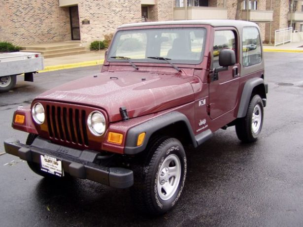 Jeep Wrangler - Used Car