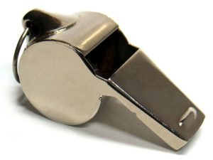 Metal Whistle