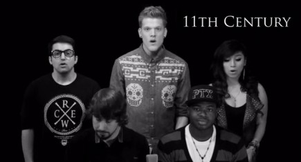 Pentatonix Evolution of Music