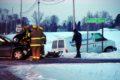Roadside Automobile Accident