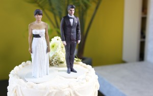 3D Scanned Wedding Topper