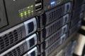 Server Rack Front