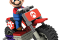 Scooter Crash Super Mario Style