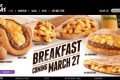 Taco Bell Seeks To Be Strong #2 for Breakfast