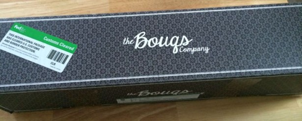 The Bouqs Delivery Box