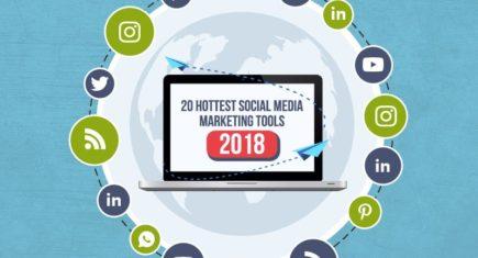 Top 20 Social Media Tools